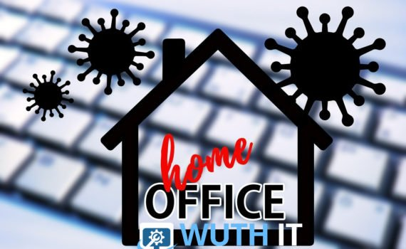 Homeoffice IT Service