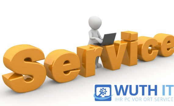 PC Service von Wuth-IT