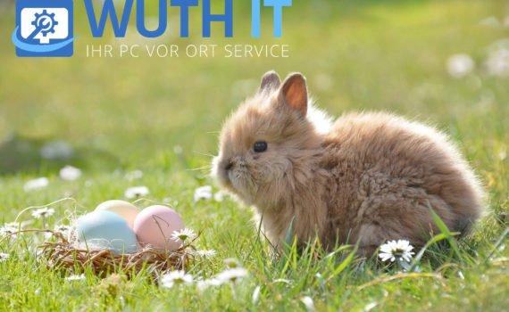 Wuth-IT wünscht frohe Ostern