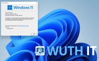 Warten auf Windows 11